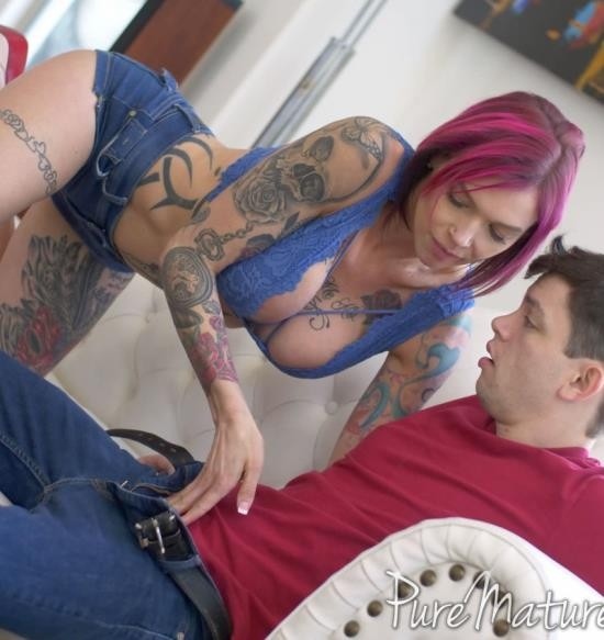 PureMature - Anna Bell Peaks - Boy Next Door (UltraHD/5.07 GiB)