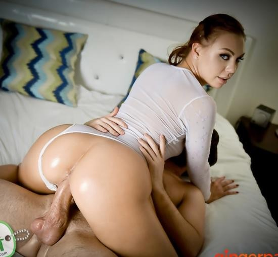 Gingerpatch/TeamSkeet - Ornella Morgan - Stunning Redhead Teen Gets Sex Before Bedtime (HD/3.29 GiB)