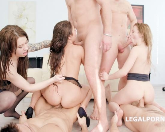 LegalPorno - Monika Wild, Anna Rey, Kandy Kors - Anna Rey And Kandy Kors Getting Balls Deep Anal, ATOGM, DAP, Squirt To Mouth, Prolapse, Cumshot Fantasy GIO560 (FullHD/4.72 GB)
