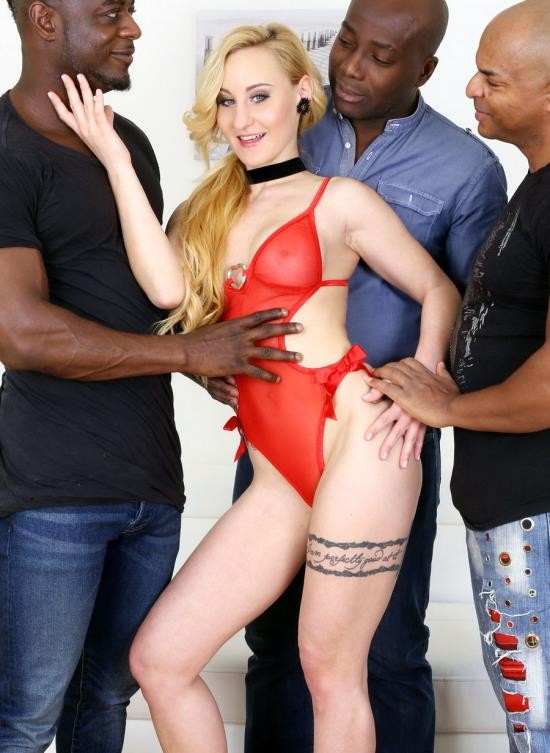 LegalPorno - Helena Valentine - Helena Valentine Discovers Black Feeling And High Anal IV170 (HD/1.82 GB)