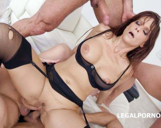 LegalPorno - Syren De Mer - 7 On 1 DAP Gangbang With Syren De Mer Balls Deep Anal And DAP, Gapes, Squirt, Facial GIO642 (UltraHD/13.9 GB)