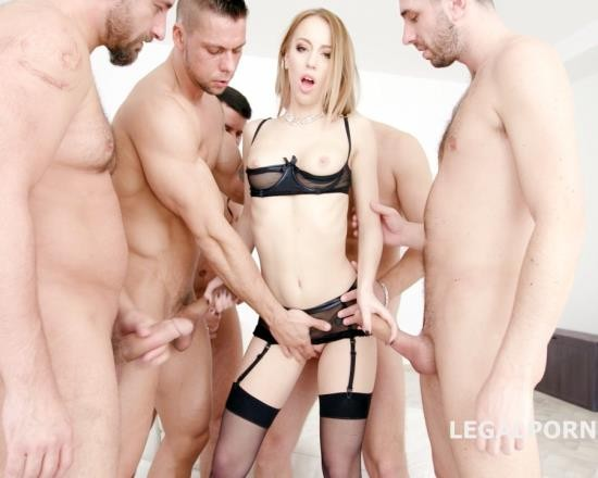 LegalPorno - Kira Thorn - Kira Thorn 5 On 1 DAP, TP, TAP Session With Balls Deep, Gapes, Swallow GIO611 (UltraHD/12.7 GB)