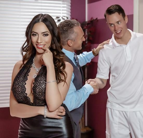 DirtyMasseur/BraZZers - Ariella Ferrera - Polishing His Trophy (FullHD/1.35 GiB)