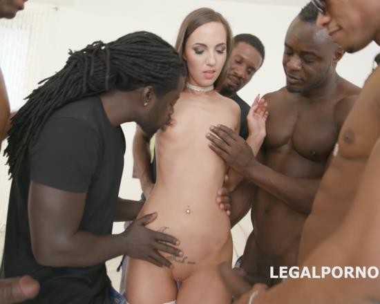 LegalPorno - Kristy Black - Waka Waka, Blacks Are Coming! Kristy Black Gets 5 BBC With Balls Deep Anal, DAP, Big Gapes, Facial GIO649 (FullHD/4.34 GB)