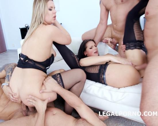 LegalPorno - Nikky Dream, Jolee Love - Double Addicted With Jolee Love And Nikky Dream Balls Deep Anal, DAP, ATOGM, Gapes, Swallow GIO663 (HD/1.77 GB)