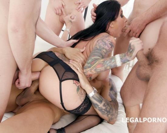 LegalPorno - Lily Lane - Monsters Of DAP With Lily Lane Balls Deep Anal, Balls Deep DAP, Gapes, Swallow GIO659 (UltraHD/11.6 GB)