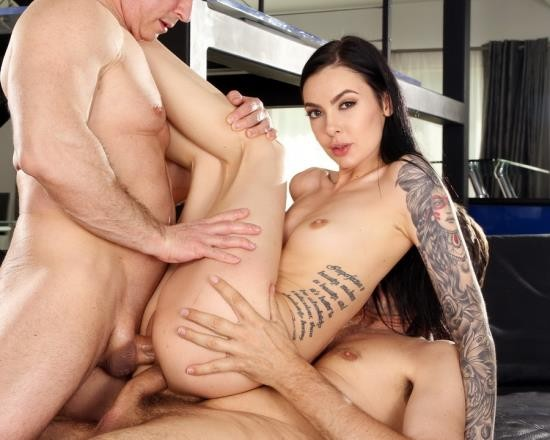 LegalPorno - Marley Brinx - Marley Brinx Gets Wrecked By Two Cocks At The Same Time AB012 (UltraHD/7.75 GB)
