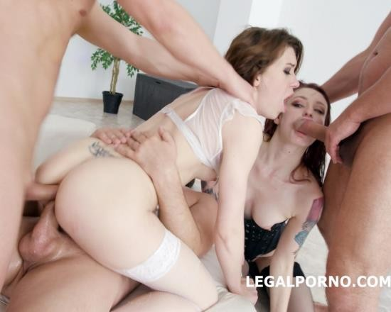 LegalPorno - Violet Monroe, Monika Wild - Squirt And DAP With Monika Wild And Violet Monroe Balls Deep Anal, DAP, ATOGM, Anal Fist, Squirt, Swallow GIO658 (UltraHD/12.3 GB)