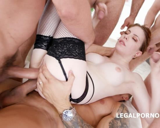 LegalPorno - Anna De Ville - 7 On 1 Double Anal Gangbang With Anna De Ville Balls Deep Anal, DAP, Big Gapes, Airplane, TP, Swallow GIO684 (FullHD/4.48 GB)