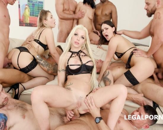 LegalPorno - Selvaggia, Ellen Betsy, Barbie Sins - One Two Three And More Part 2 Barbie Sins, Selvaggia And Ellen Betsy Getting Balls Deep Anal, DAP Squirt, Cumshot Fantasy GIO670 (UltraHD/12.4 GB)