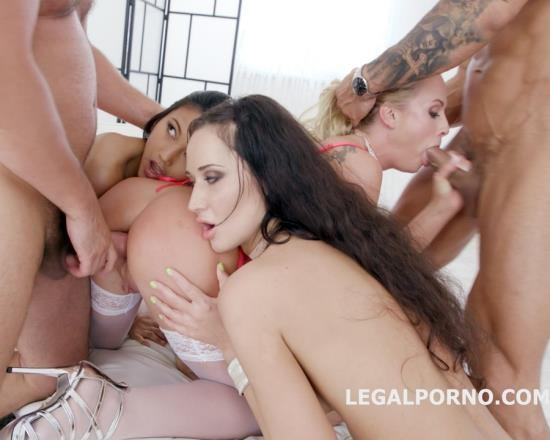 LegalPorno - Krystal Kaytlin, Angie Moon, May Thai - Outnumbered Both Ways Part 1 Crystal Kaytlin, May Thai And Angie Moon Balls Deep Anal, DAP, Squirt To Mouth, Gapes GIO678 (HD/1.42 GB)