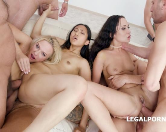 LegalPorno - Krystal Kaytlin, Angie Moon, May Thai - Outnumbered Both Ways Part 2 Krystal Kaytlin, May Thai And Angie Moon Balls Deep Anal, DAP, Squirt To Mouth, Fisting GIO679 (HD/1.56 GB)