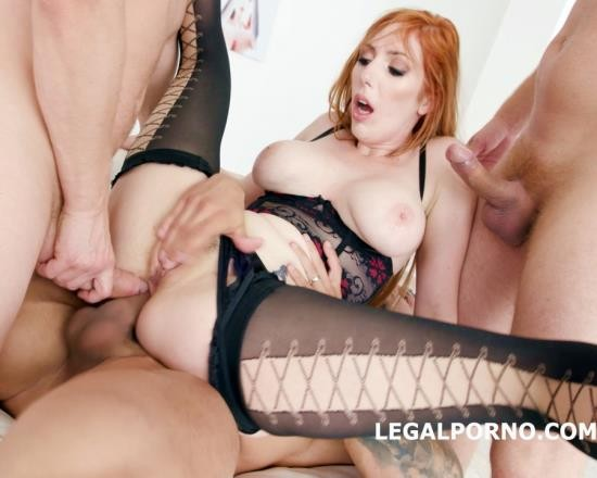 LegalPorno - Lauren Phillips - Dap Destination With Lauren Phillips Balls Deep Anal, DAP, Gapes, Swallow GIO700 (HD/1.62 GB)