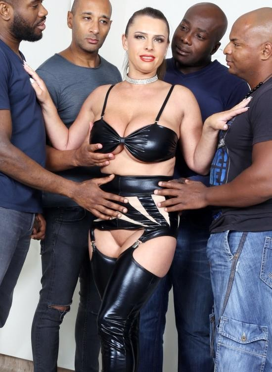 LegalPorno - Sexy Susi - Sexy Susi Goes All Black And Takes Two Cocks In The Ass IV184 (HD/1.74 GB)