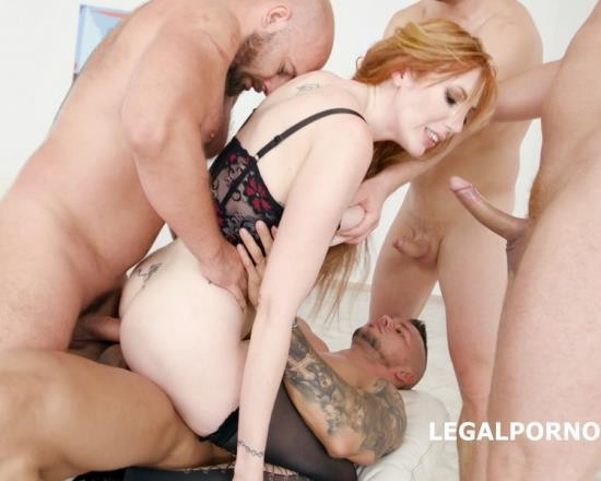 LegalPorno - Lauren Phillips - Dap Destination With Lauren Phillips Balls Deep Anal, DAP, Gapes, Swallow GIO700 (FullHD/4.23 GB)