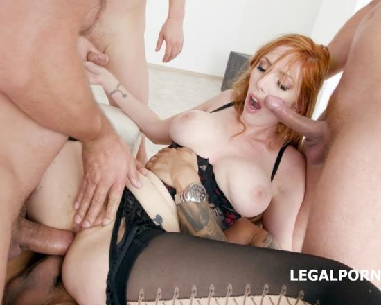 LegalPorno - Lauren Phillips - Dap Destination With Lauren Phillips Balls Deep Anal, DAP, Gapes, Swallow GIO700 (UltraHD/11.1 GB)