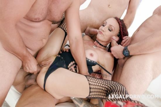 LegalPorno - Lyna Cypher - Monsters Of TAP Lyna Cypher Mental Balls Deep DAP, TAP, Gapes, Anal Fisting, Swallow GIO714 (UltraHD/11.6 GB)