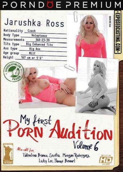 Porndoepremium - My First Porn Audition 6  (WEBRip/SD/1.22 GB)