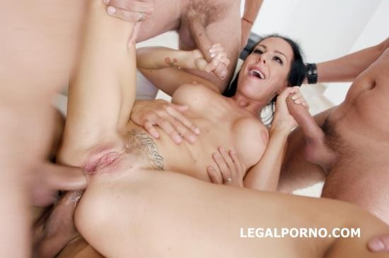LegalPorno - Texas Patti - TDD With Texas Patty 4 On 1 Total Balls Deep Anal, DAP And TP With 2 Swallows GIO736 (HD/1.52 GB)