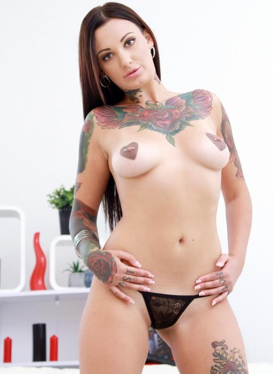 LegalPorno - Adel Asanti - Tattooed Slut Adel Asanti Welcome To Gonzo With Four Cocks And Double Penetration SZ2045 (UltraHD/14.3 GB)