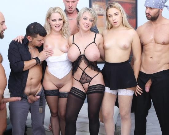LegalPorno - Selvaggia, Lisey Sweet, Dee Williams - You Should Be In Class 2 School Story With Selvaggia, Dee Williams And Lisey Sweet GIO813 (HD/1.57 GB)