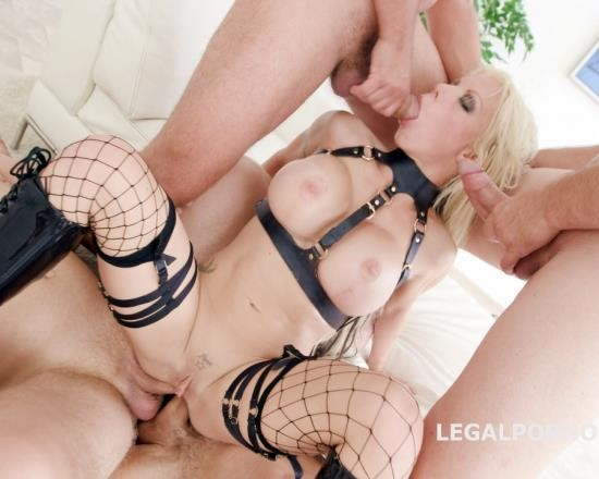 LegalPorno - Barbie Sins - Monsters Of DAP With Barbie Sins Balls Deep Anal And DAP, TP, TAP, Gapes, Swallow GIO753 (FullHD/4.47 GB)