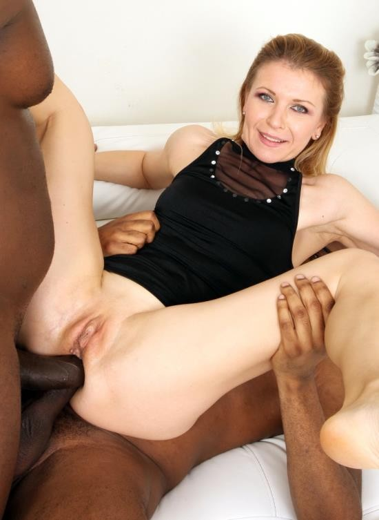 LegalPorno - Sindy Rose - Sindy Rose Comes To Try Black Cock, Double Anal And Fisting IV233 (HD/1,22 Gb)