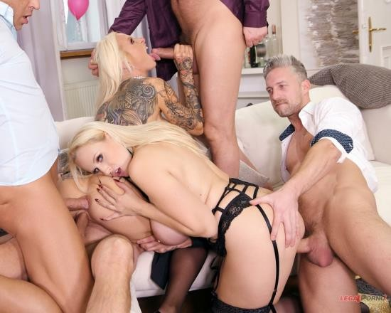LegalPorno - Angel Wicky, Sophie Anderson - New Years Eve DAP Group Sex Orgy With Busty Sophie Anderson And Angel Wicky FS034 (FullHD/4.64 GB)