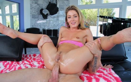 BangBros - Sheena Shaw - Only anal and she loves it (HD/720p/1.09 GB)