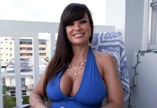 BangBros - Lisa Ann - Thick Ass Busty MILF Rimmed and Fucked (HD/720p/519 MB)