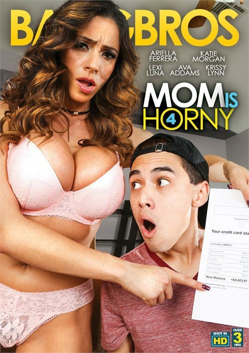 Mom Is Horny 4 (2019/SD/480p/2.02 GB)