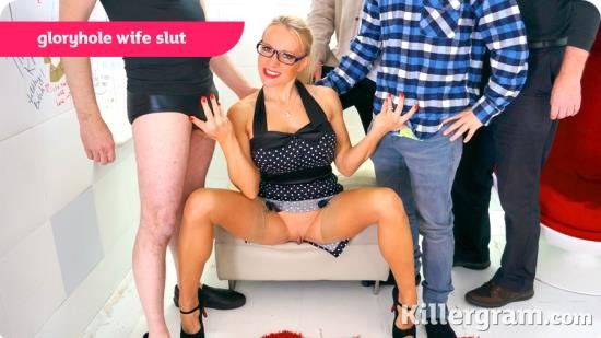 Killergram - Tara Spades - Gloryhole Wife Slut (HD/720p/694 MB)