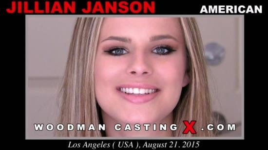WoodmanCastingX - Jillian Janson - Hard - Anal sex on-carpet with my boy (FullHD/1080p/2.42 GB)