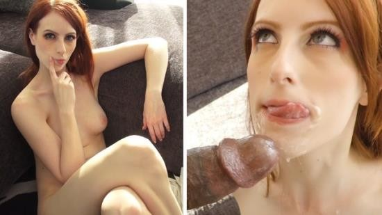 Analized - Alex Harper - Red Head Fashion Model Submits To Big Black Cock (HD/720p/1.41 GB)