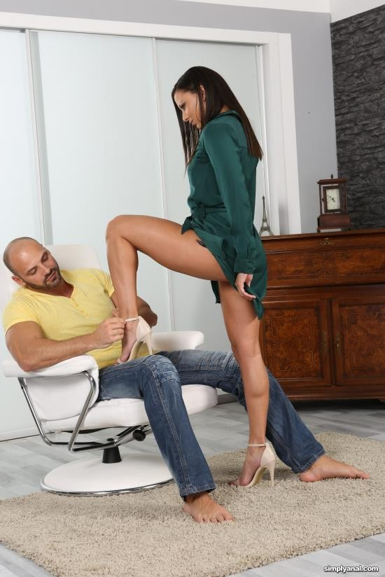 SimplyAnal - Cassie Del Isla - Ass To Mouth Action (FullHD/1080p/1.27 GB)