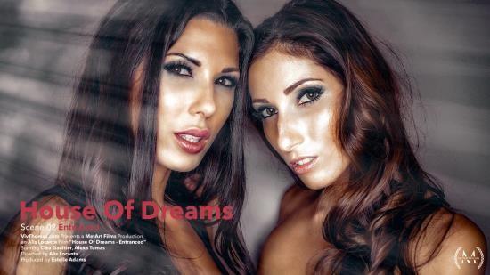 VivThomas/MetArt - Alexa Tomas,Clea Gaultier - House of Dreams Episode 2 - Entranced (FullHD/1080p/1000 MB)