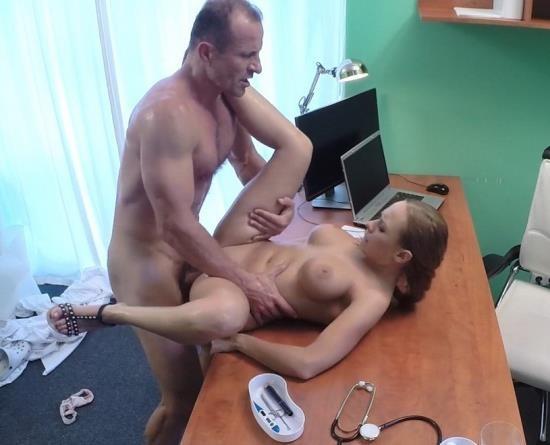 FakeHospital/FakeHub - Katarina Muti aka Ariel Temple - Earthquake ignites sexual lust (FullHD/1080p/1.44 GB)
