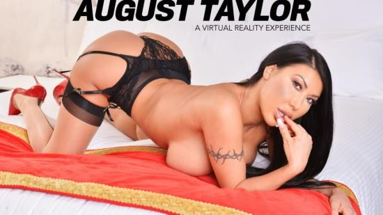 NaughtyAmericaVR - August Taylor - A Virtual Reality Experience (UltraHD 2K/1440p/3.62 GB)