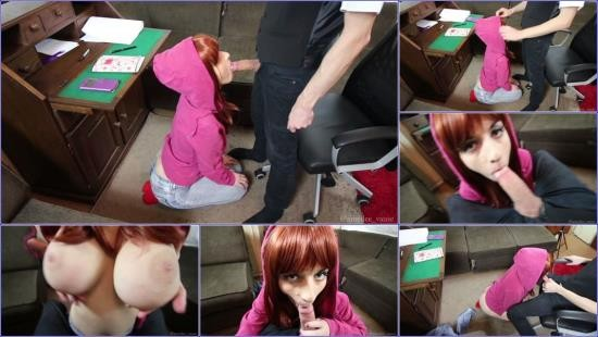 AmedeeVause - Amedee Vause - Strict Dad Bratty Princess part 2of3 (FullHD/1080p/672 MB)