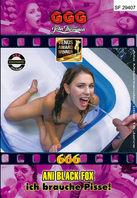 GGG - Ani Black Fox, Khadisha Latina - Ani Black Fox Ich Brauche Pisse (HD/720p/1.58 GB)