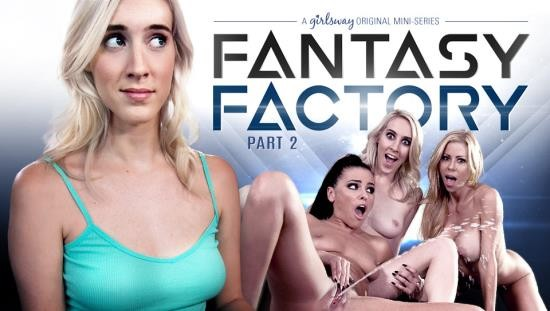 GirlsWay - Adriana Chechik, Serena Blair, Cadence Lux, Alexis Fawx - Fantasy Factory 2: Squirting Therapist (FullHD/1080p/3.51 GB)