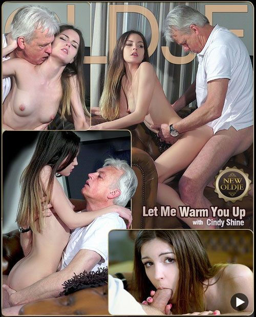 Oldje/ClassMedia - Cindy Shine - Let Me Warm You Up (FullHD/1080p/788 MB)