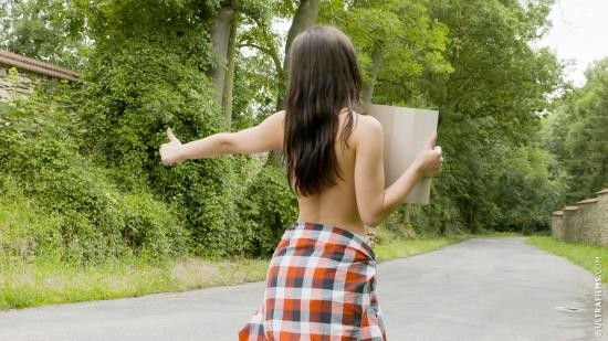 UltraFilms - Kristy Black - The Hottest Hitchhiking (FullHD/1080p/1.46 GB)