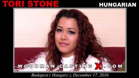 WoodmanCastingX - Tori Stone - Hard - Banged by 5 men (FullHD/1080p/779 MB)