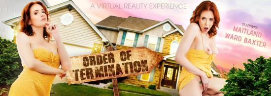 VRBangers - Maitland Ward Baxter - Order Of Termination (UltraHD 2K/2048p/4.99 GB)
