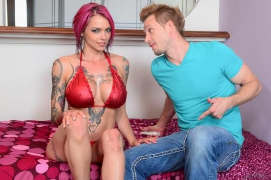 BurningAngel - Anna Bell Peaks - Cum On My Tattoo (FullHD/1080p/1.26 GB)