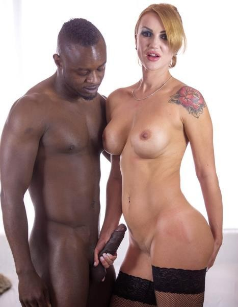 Private - Iskra - Busty MILF Iskra Has Her First Interracial Experience (FullHD/1080p/742 MB)