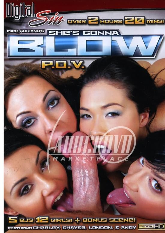 She's Gonna Blow P.O.V. (HD/4.06 GB)