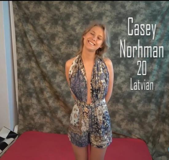 DaGFs - Casey Norhman - Beautiful Latvian Amateur Girl Gets A Big Facial dagfs (FullHD/1080p/755 MB)