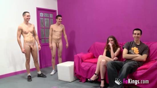 Fakings - Adrian Brey, JotaDe, Laura Brey - El dia que Laura revento de placer tras ser vendida por su propio novio (HD/720p/506 MB)